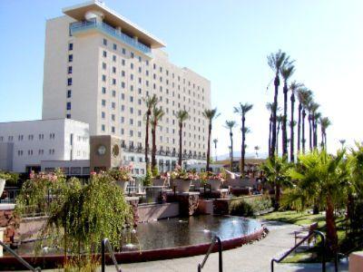 Fantasy Springs Resort Casino - Fantasy Springs Resort Hotel Tower - Indio, California