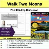 walk two moons study guide