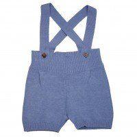 "MeMini - ""Max Knit Shorts"" True Blue"