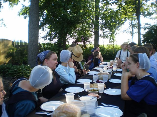 an overview of the amish culture The amish are a group of traditionalist christian church fellowships with swiss  german  however some amish descendants recognize their cultural  background knowing that their genetic and  mennonite quarterly review vol 3  (2008), p.