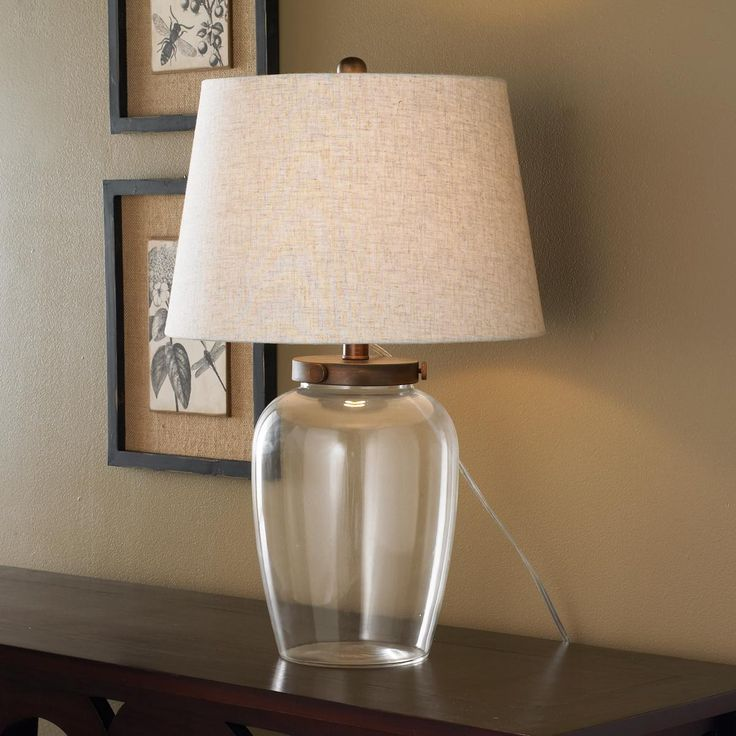 Fillable Jug Table Lamp Love Lamps And Tables