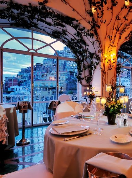 Le Sirenuse, Positano, Italy Once a private summer home, this small, elegant hotel is the perfect place to enjoy Italy's scenic Amalfi Coast and the charming resort town...