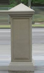 A SELECTION OF POSTS AVAILABLE SIZES: 1150mm HIGH X 350mm WIDE 1000mm HIGH X 350mm WIDE 1000mm HIGH X 250mm WIDE