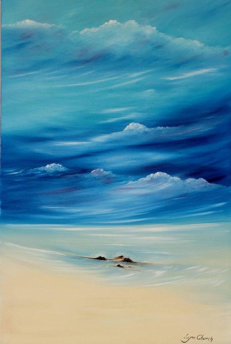 Best Images About Paintings Of Ocean Sea On Pinterest - Ocean floor painting