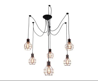 "Lampa wisząca ""Wilbert"", 60 x 150-230 cm"