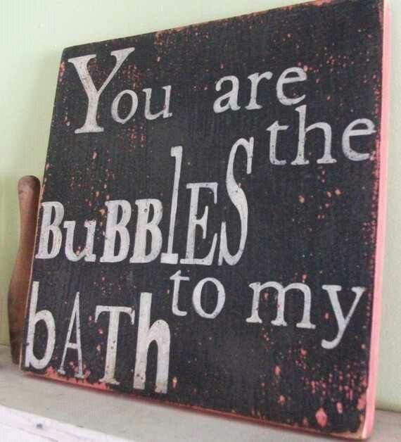 Adding the Accents: Bathroom Decor. This made me LOL. If I put this in my bathroom, my husband would tell me I was calling him a fart.