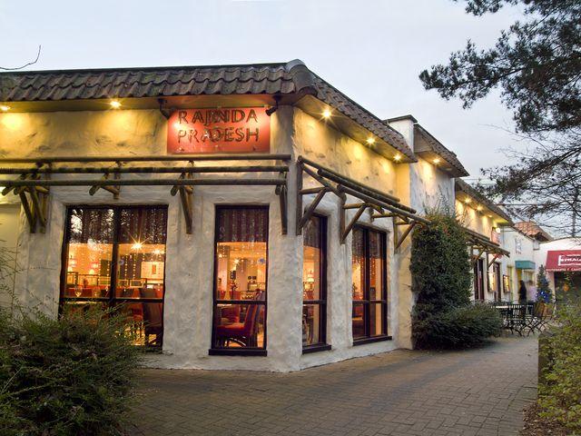 Rajinda Pradesh Trendy Tabernacles Sherwood Forest Restaurant
