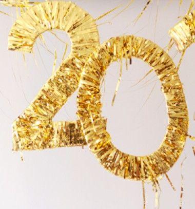 New year's eve party decorations and ideas // Szilveszteri dekorációk egyszerűen ( 4 különböző ötlet ) // Mindy - craft & DIY tutorial collection