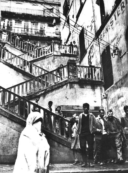 The Casbah, Algiers, 1962