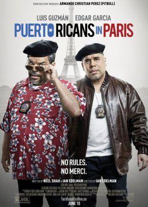 Porto Rikolular Pariste izle