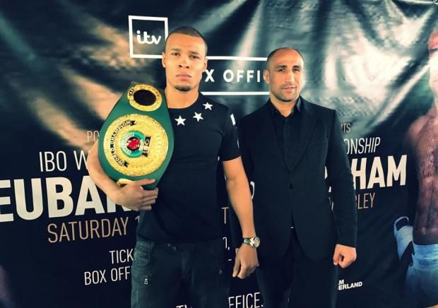 http://realcombatmedia.com/2017/06/arthur-abraham-will-challenge-chris-eubank-jr-ibo-world-super-middleweight-championship/Follow It's official! Arthur Abraham (46-5, 30 KOs) will challenge Chris Eubank Jr (24-1, 19 KOs) for the IBO World Super Middleweight Championship on July 15 at the SSE Arena, Wembley in London, live on ITV Box Office in the UK. London, UK (June 7, 2017)– 'King' Arthur, a former two-weight World ruler, will have …