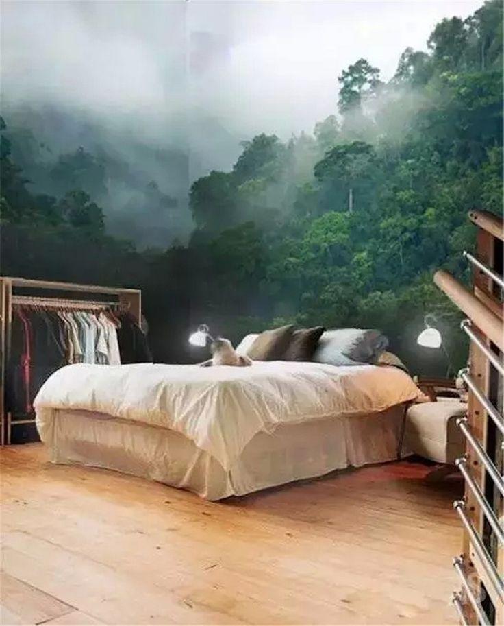 Schöne Master-Schlafzimmer, die Ideen zu einem einfachen Raum zu einem gemütlichen Safe Haven verwandeln