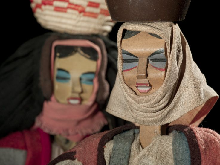 Wood sculptures Eugenio Tavolara, Sardinia, Sardegna Sculture lignee.