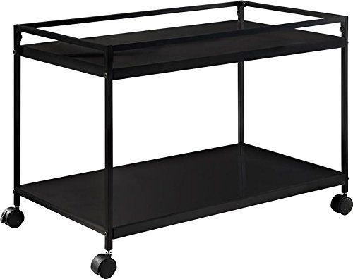 Marshall 2-Shelf Rolling Coffee Table Cart, Black Finish Altra Furniture http://www.amazon.com/dp/B00KTVT9V6/ref=cm_sw_r_pi_dp_np8Cvb1N5X50A