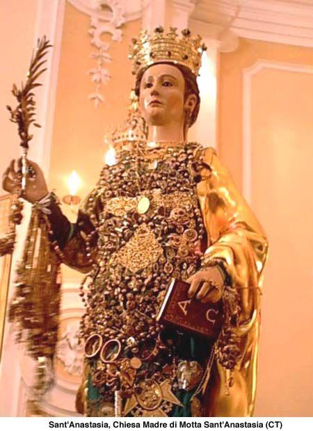 imagen de santa anastasia