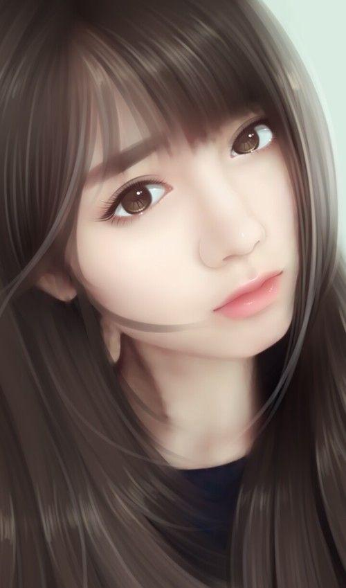 รูปภาพ art, beautiful girl, and design