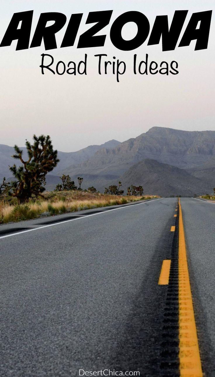 Arizona Road Trip Stops 185 best Arizona