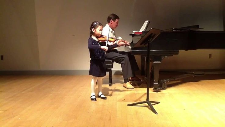 ЭТЮДЫ—See more of young violinist #daughter_from_richroyarina