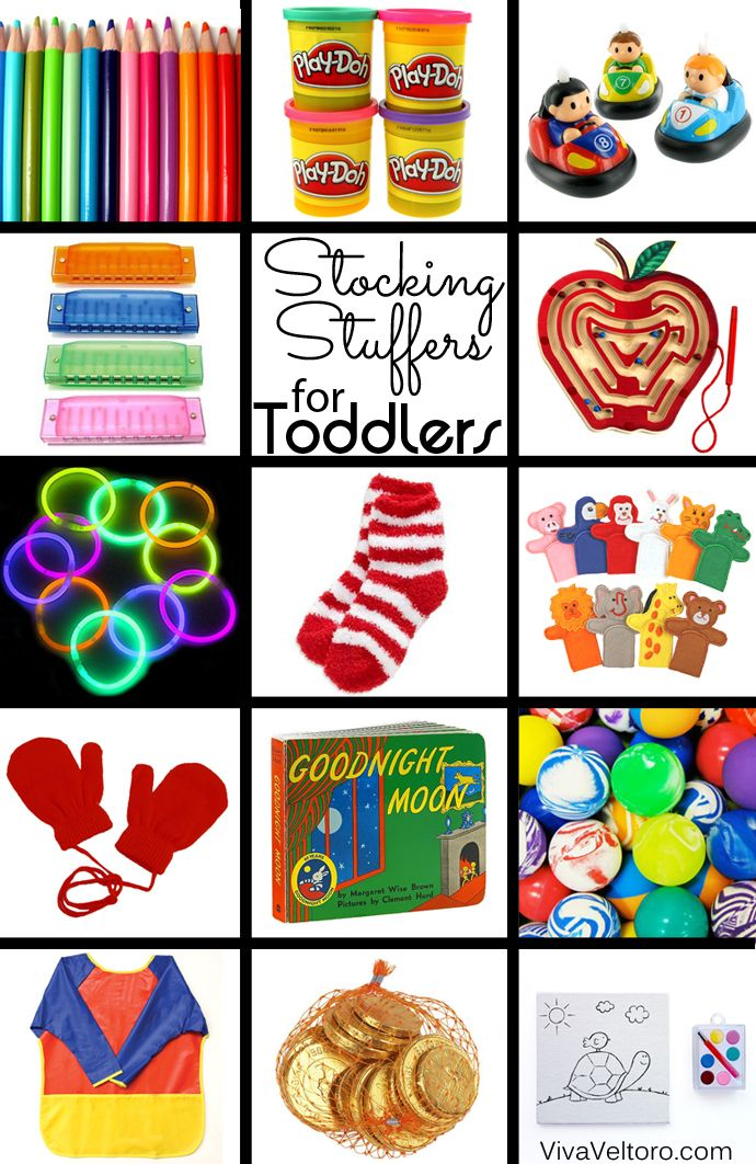 Don't get stumped while gathering Christmas gifts for your little one. Here's a list of great stocking stuffers ideas for toddlers.