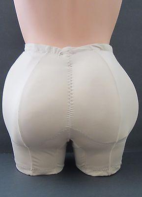 a2e706e33aebd Push Up Pants PO + Hip Pad Pants Knickers Bottom Push Up Padded Hip Beige  Black