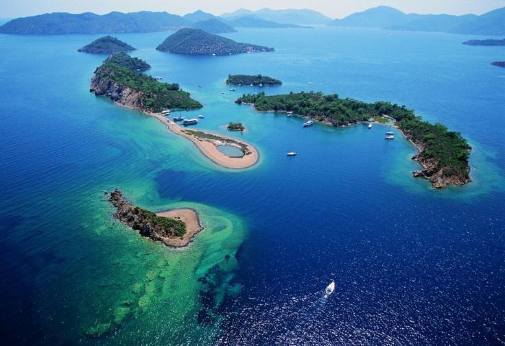 Yassıca Adalar