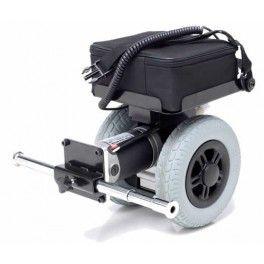 Motor auxiliar para silla de ruedas Power Pack Plus https://www.ortopediamimas.com/sillas-de-ruedas-electricas/motor-acompanante-silla-de-ruedas/4761-motor-auxiliar-para-silla-de-ruedas-power-pack-plus.html