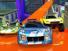 Hot Wheels Race Car Rush   Racing Game   Hot Wheels
