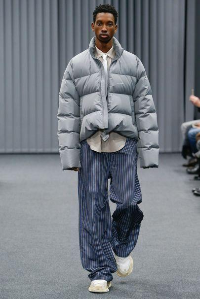 Balenciaga Autumn/Winter 2017 Menswear Collection | British Vogue