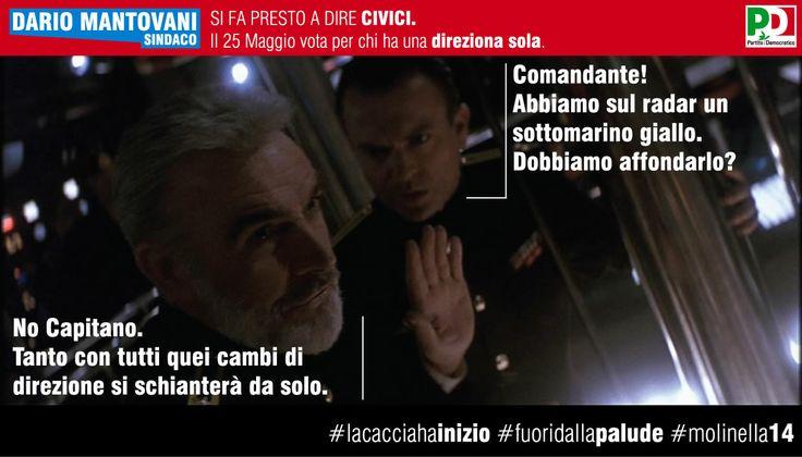 La febbre (gialla) dell'oro: Molinella civica e la vecchia politica, vestita a festa. Leggete cosa ne pensiamo sul nostro sito: http://www.pdmolinella.it/febbre-gialla-delloro #cacciaaottobregiallo #lacacciahainizio #ilmiosindaco #dariomantovanisindaco #molinella14 #fuoridallapalude