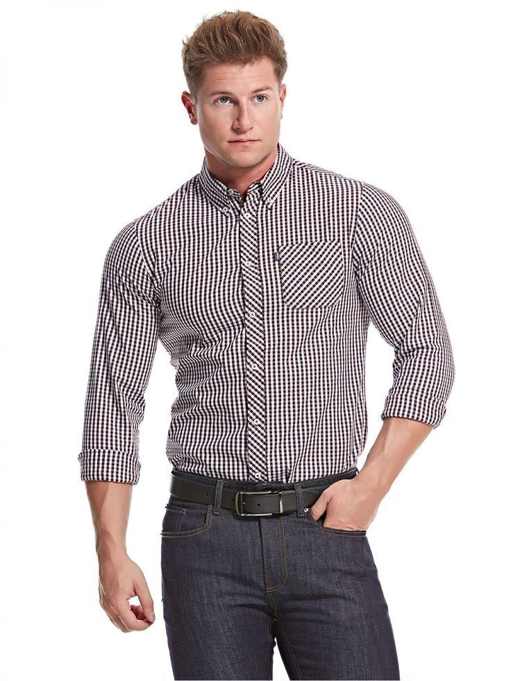 اشتري لي شارك قميص متعدد الالوان قبة قميص -رجال - بلايز/ تيشيرتات | السعودية | سوق