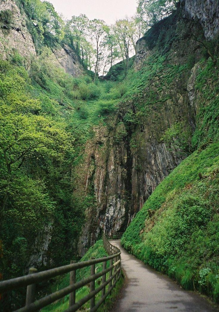 Peak Cavern, Castleton, UK