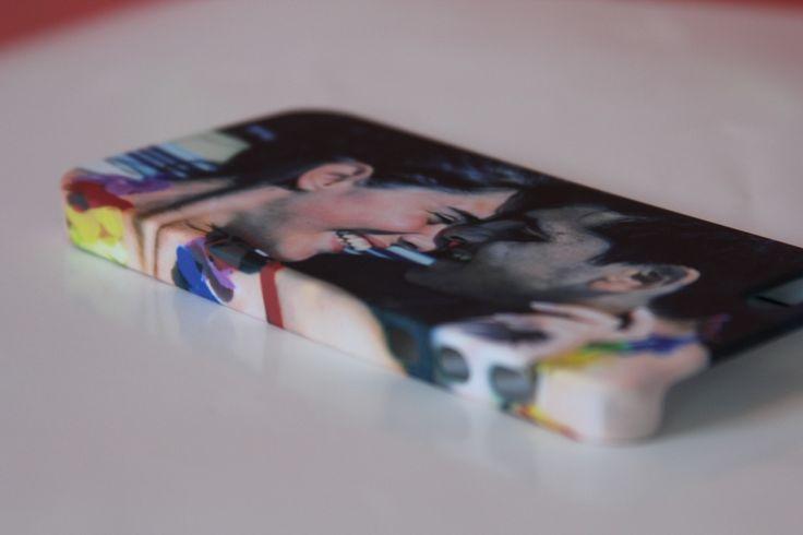 Cover iphone stampata 3D full - GRAFIDEA • Stampa & Pubblicità