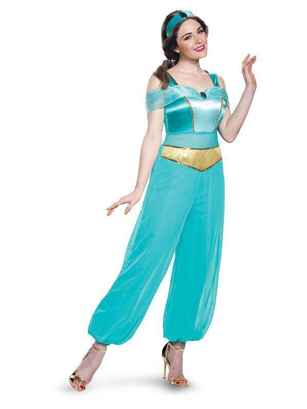 Disney Princess Jasmine Deluxe Adult Costume in 2019