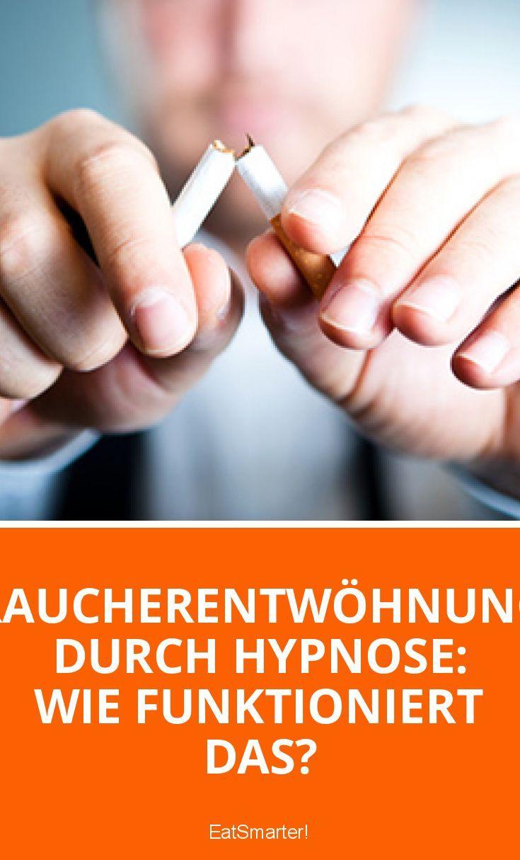 Raucherentwöhnung durch Hypnose: Wie funktioniert das?   eatsmarter.de