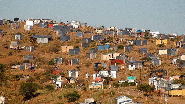 Settlements at Windhoek