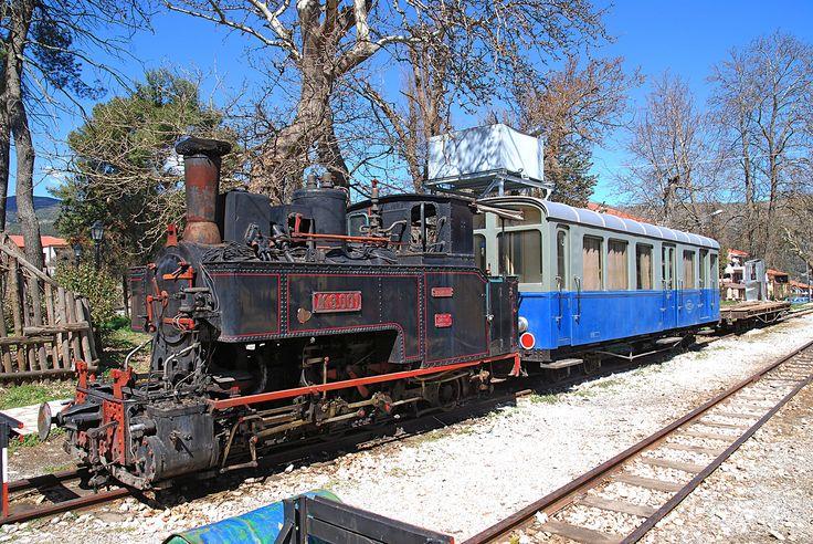 agroville excursions - Οδοντωτός σιδηρόδρομος Καλάβρυτα - Railway Kalavrita