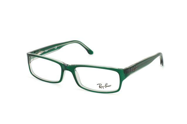 green Ray Ban 5114