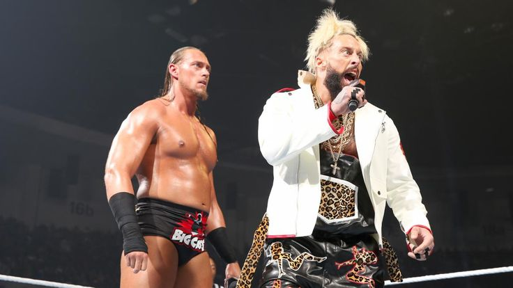 Colin Cassady and Enzo Amore.