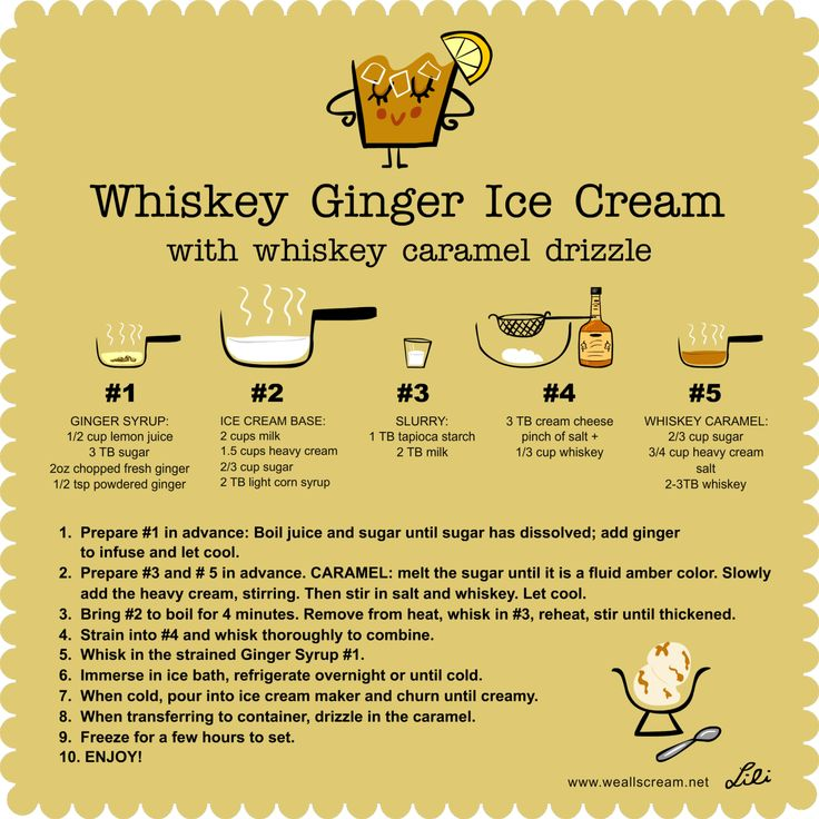 ice cream recipes dishmaps whiskey gingerbread ice cream recipes ...