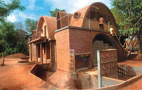 Auroville Master Plan Earth Architecture Pinterest