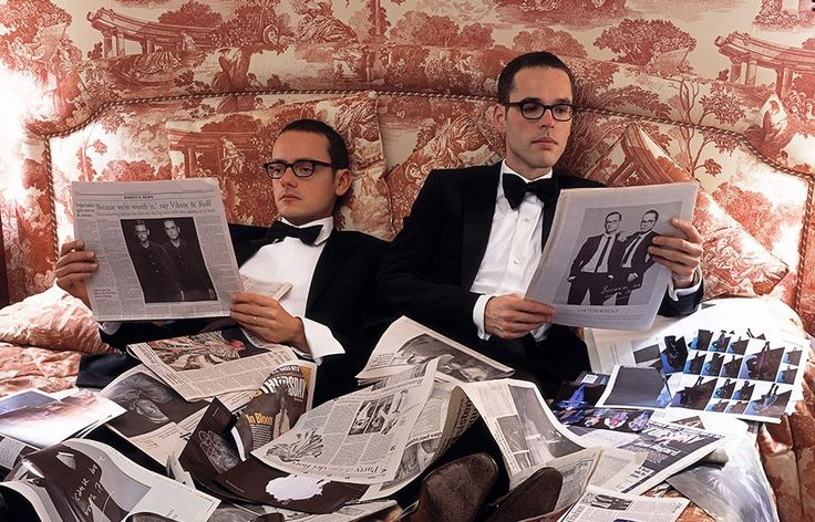 Can fashion be art and vice versa? Viktor&Rolf share their story | Habitus Living