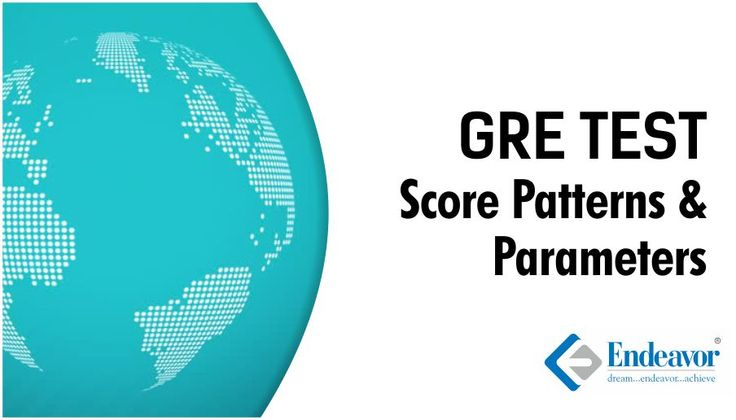 Scoring Pattern and Parameters for GRE Exam