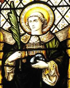 saint stephen catholic girl personals Saint stephen was one of the first ordained deacons of the church he was also  the first christian martyr the greek word from which we derive the english word .