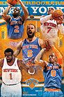 For Sale - Amare Stoudemire Raymond Felton Carmelo Anthony New York Knicks NBA Poster