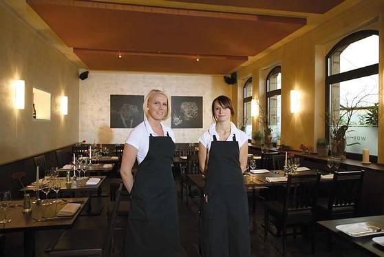 Perfekter Service im Würzhaus mit Diana und Babsi