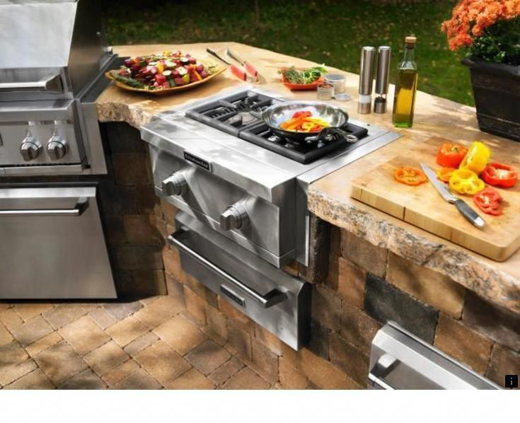 Find More Information On Outdoor Kitchen Contractors Near Me Click The Link For More Outdoor Kitchen Grill Outdoor Kitchen Outdoor Kitchen Appliances