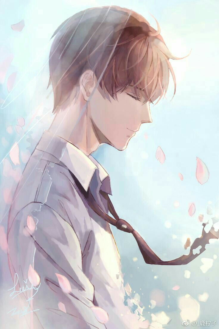 Wallpaper Anime Boy Seni Anime Animasi Gambar Anime