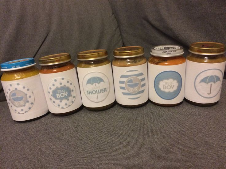Baby shower game-made by neerdorka