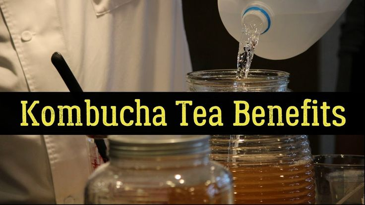 Kombucha Tea Benefits For Skin & Weight Loss + Cancer Prevention