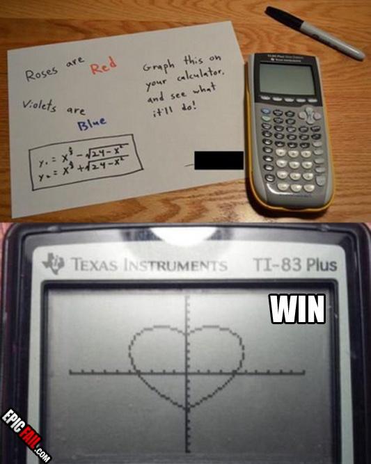 Valentine's Epic Win
